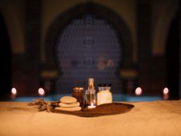 Aceites y aromaterapia en el Aljibe de San Miguel de Granada
