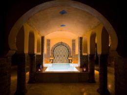 Baño Árabe en el Aljibe de San Miguel de Granada