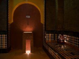 Fuente en el Aljibe de San Miguel de Granada