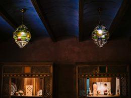 Ornamentación nazarí en el Aljibe de San Miguel de Granada